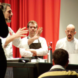 Showcooking, interpretando o patrimonio